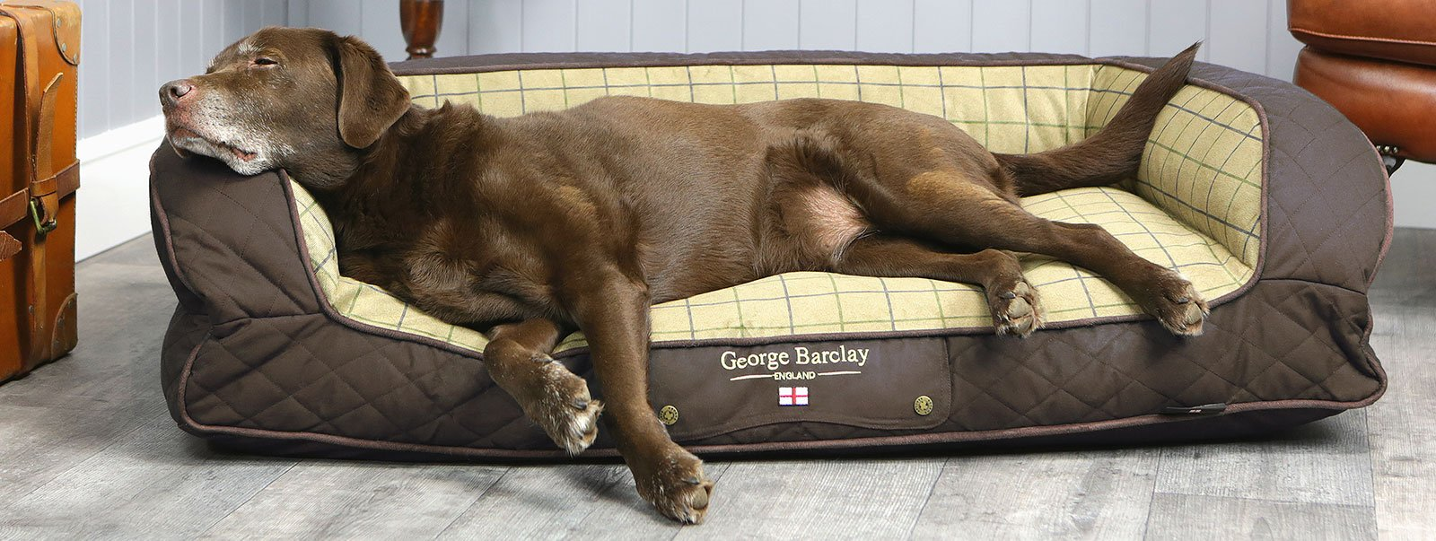 George Barclay Dog Beds